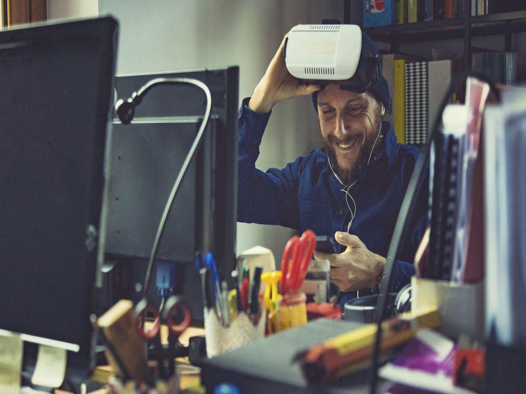 AR/VR Realidade Aumentada e Realidade Virtual